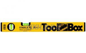 STABILA 70 Toolbox 43см (1верт.,1гориз.,точн.0,5 мм/м) - уровень строительный