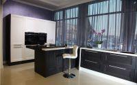 Кухня Альба Гриджио с колонками
