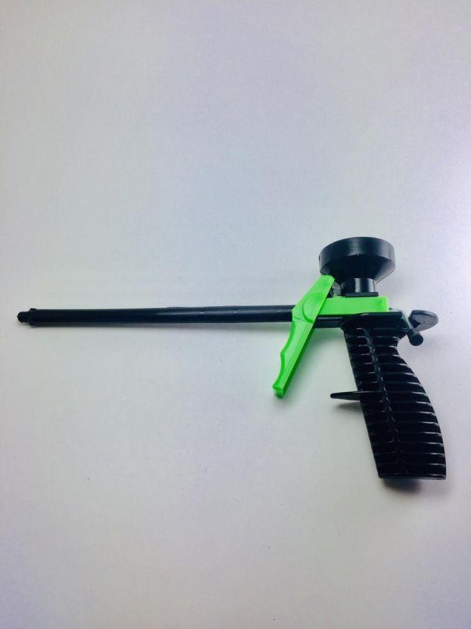 Пистолет для монтажной пены, пластмассовый