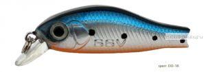 Воблер Silver Stream Combek B 50F 50 мм / 4 гр / Заглубление: 0,4 - 1 м / цвет: DD-16