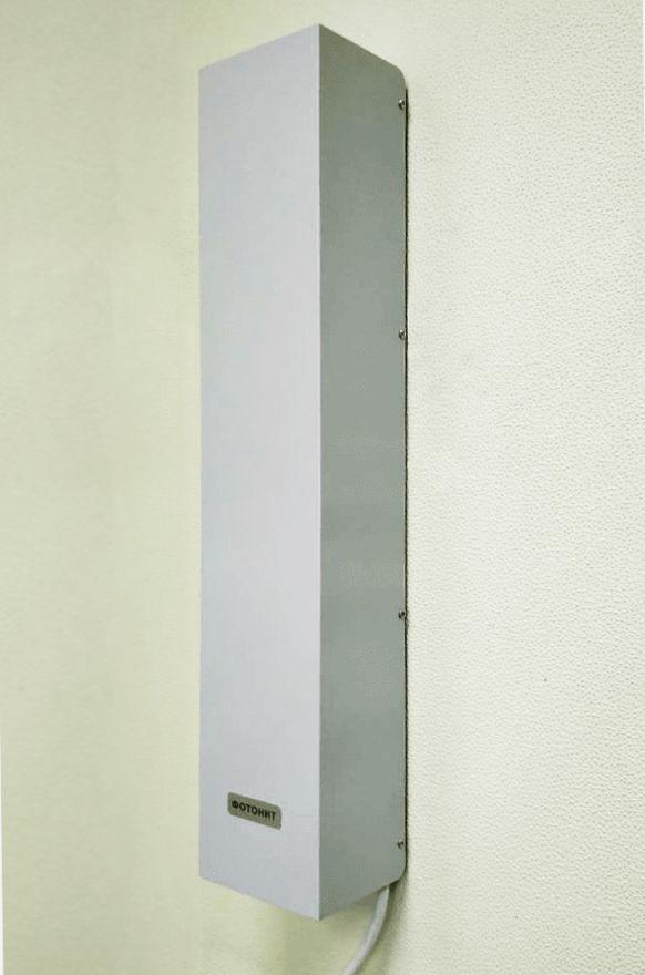 Бактерицидный рециркулятор-облучатель закрытого типа Фотонит-Б15 Настенный