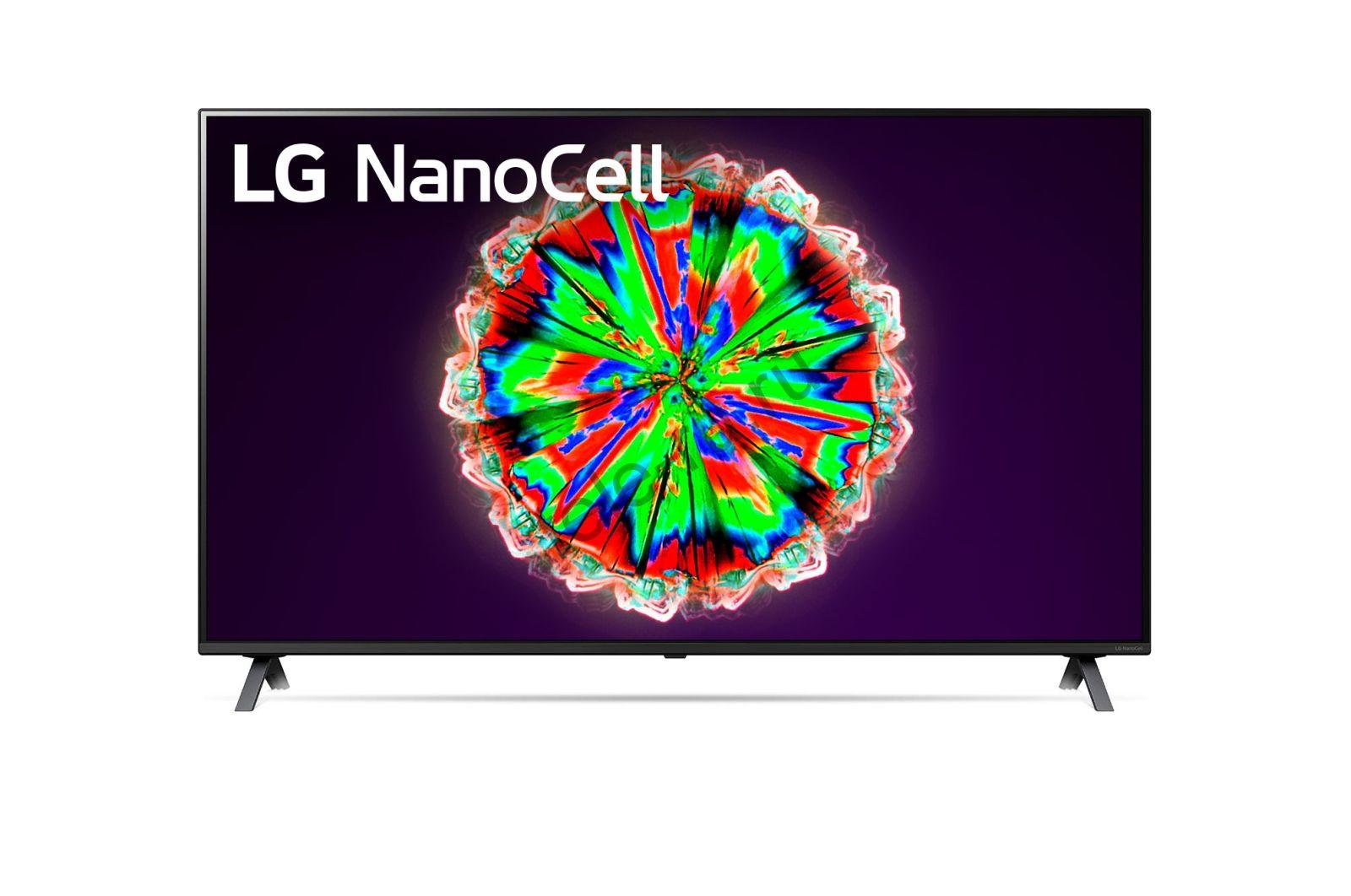 Телевизор NanoCell LG 55NANO866