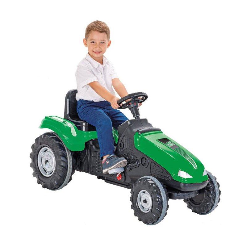 Трактор Мега на педалях WOOPIE 28675