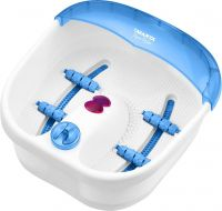 Массажная ванночка MARTA MT-2324 AQUA RELAX белый/голубой