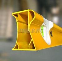 STABILA R-300, 61см строительный уровень - купить. Пузырьковый уровень STABILA R-300, 61см цена в Москве. Доставка по России и СНГ