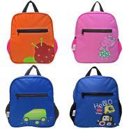 Рюкзак детский, с принтом, 4 дизайна, размер 30х20х8 см