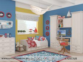 Молодёжная комната Калипсо 3