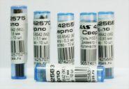 Мини-сверло, HSS 6542 (M2), титановое покрытие, d 0,4 мм, 10 шт.