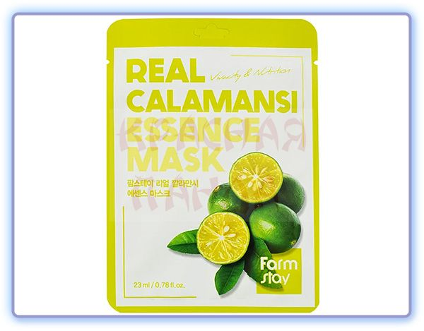 FarmStay Real Calamansi Essence Mask