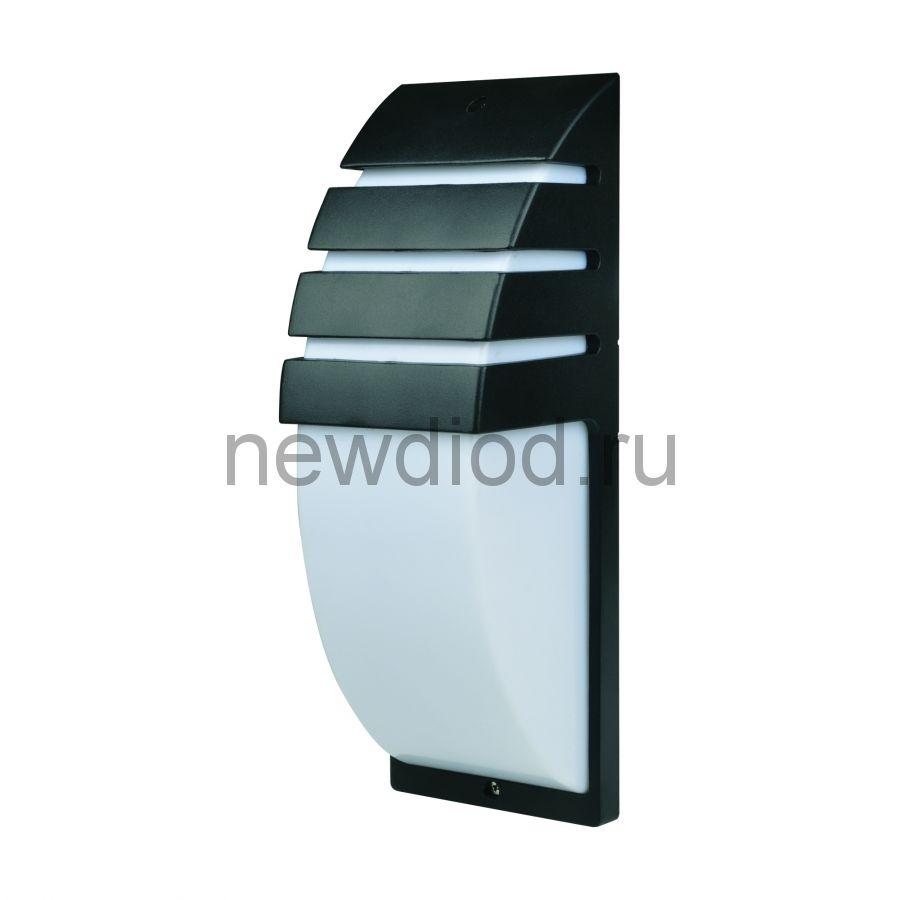 Светильник уличный под лампу Е27 UUL-S41A 40W-E27 IP65 BLACK архитектурный накладной черный TM Uniel