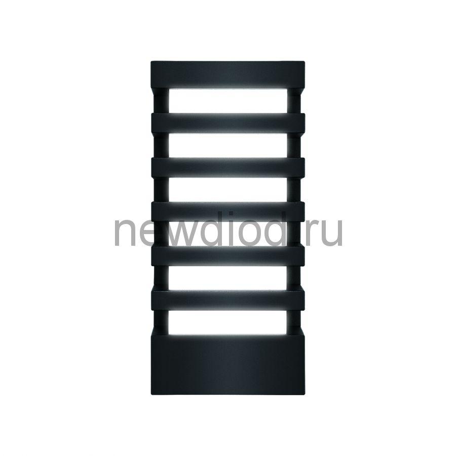 Светильник сд уличный ULU-S40A-10W-4000K IP65 GREY архитектурный накладной корпус серый TM Uniel
