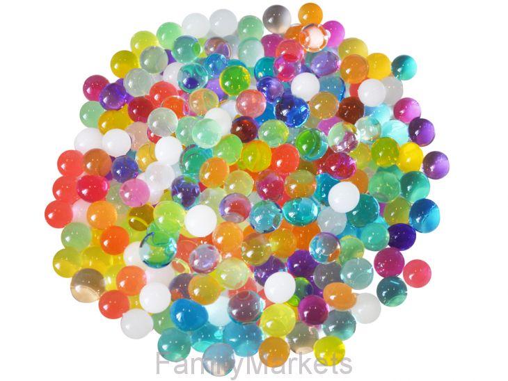 Гидрогелевые шарики 20 пакетиков