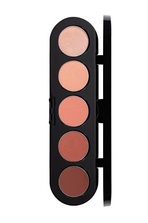 Make-Up Atelier Paris Palette Eyeshadows T34 Палитра теней для век №34 Гламурный шик