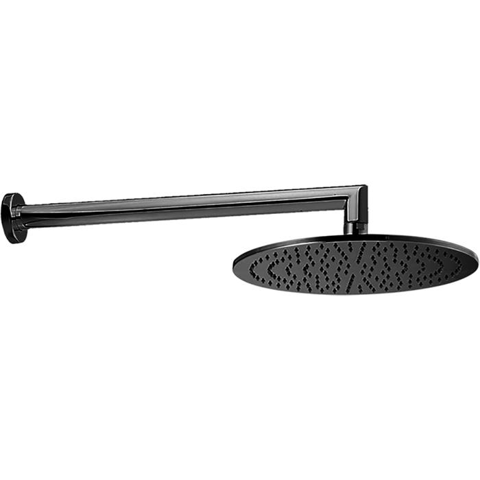 Верхний душ Cisal Less New D250 мм с настенным держателем L350 мм ФОТО