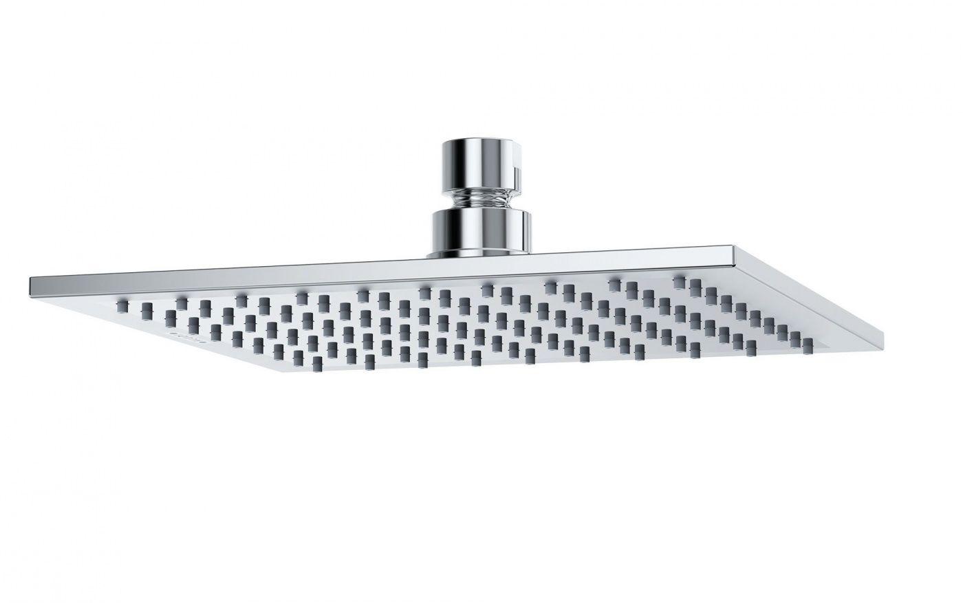 Верхний душ Kludi A-Qa 6442005-00 20 x 20 см квадратный ФОТО