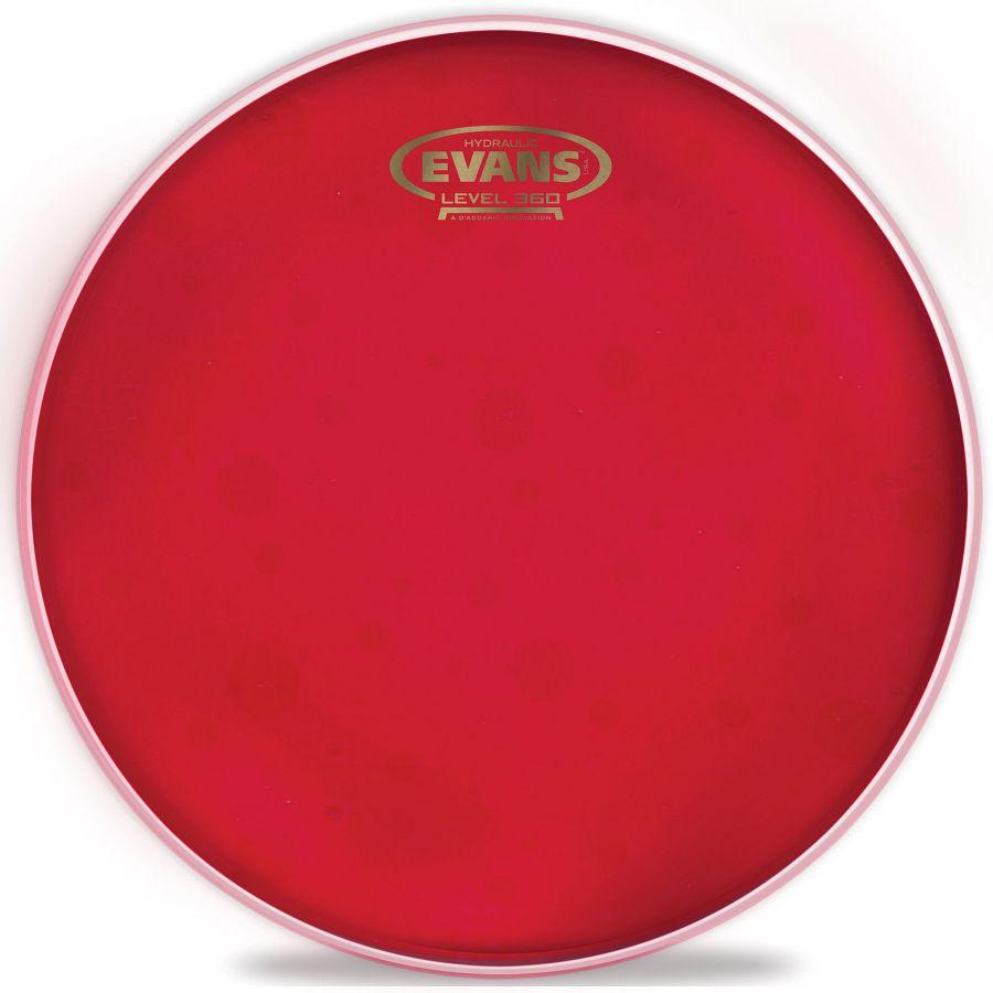 """EVANS TT13HR Hydraulic Red Пластик для барабана 13"""""""
