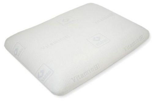 HILBERD Vitamin Plus. Ортопедическая подушка для сна с эффектом памяти
