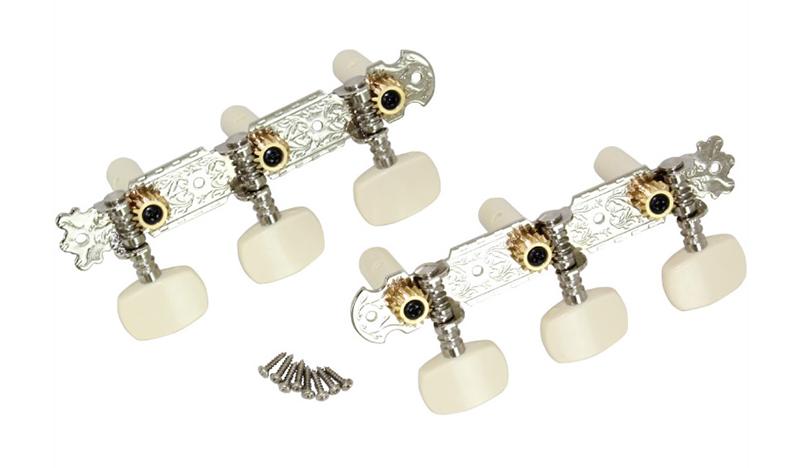 ALICE AOD 017CP Комплект колковой механики для классич. гитары