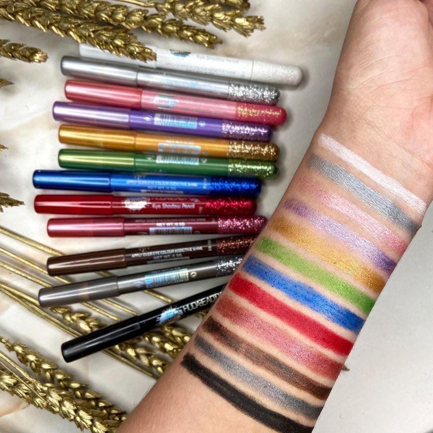Матовый карандаш для глаз (12 цветов) (1122501)