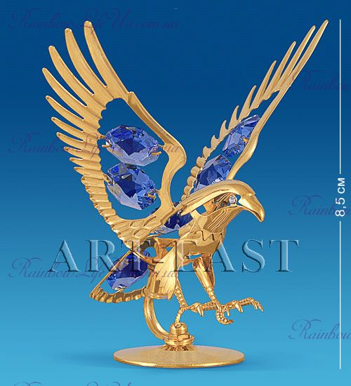 "Фигурка орел с кристаллами ""Swarovski"""