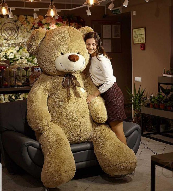 Медведь 2.5 метра