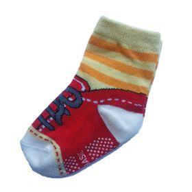 Носки с нескользящей подошвой