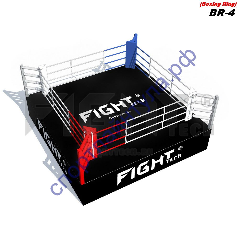 Боксерский ринг на помосте 1м