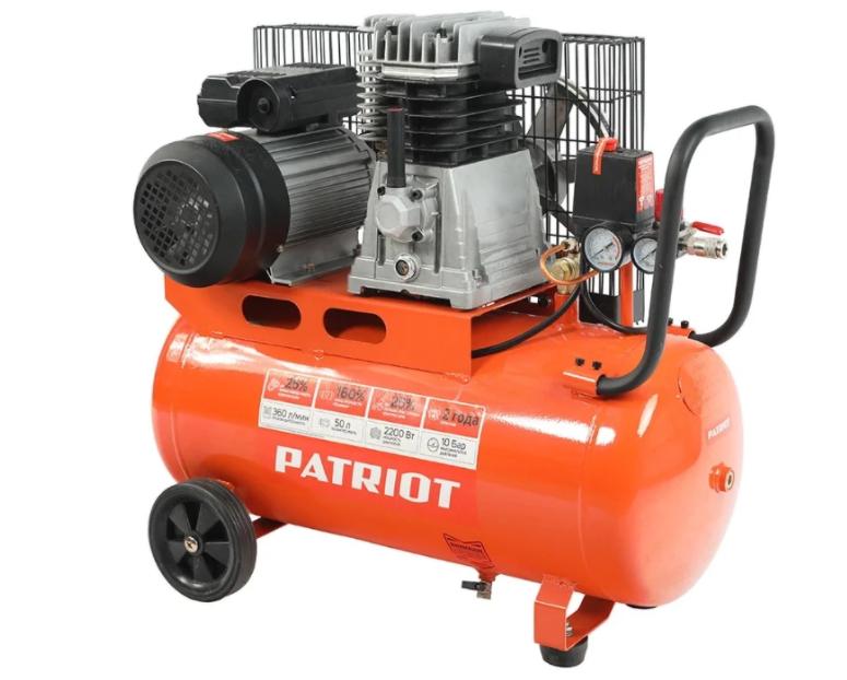 Компрессор масляный PATRIOT PTR 50-360I (525301960)