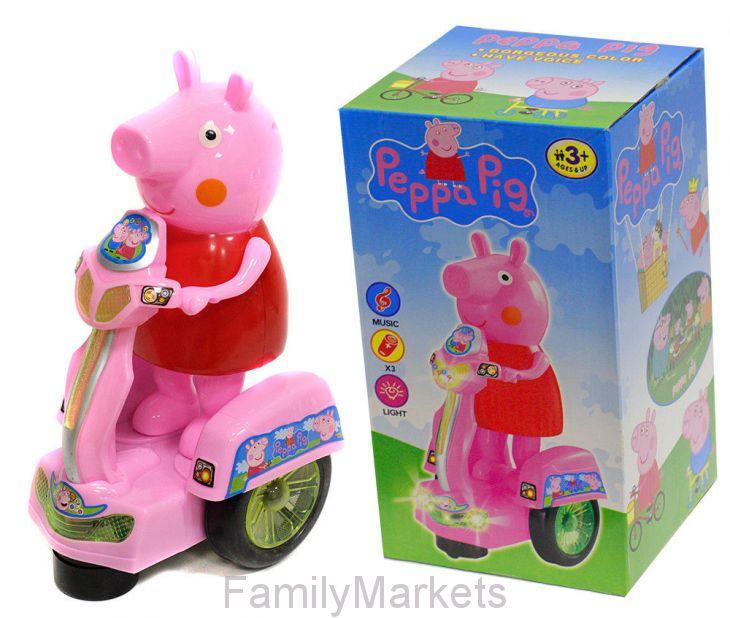 Интерактивная игрушка Свинка