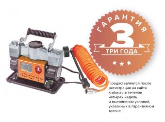 Компрессор автомобильный Кратон AC25010/80DDV