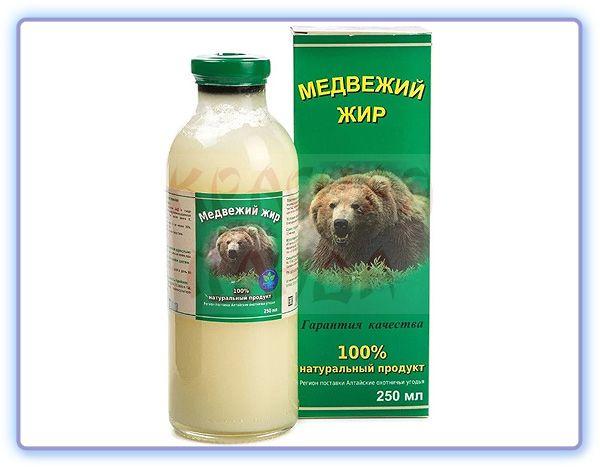 Белов Медвежий жир 250 мл