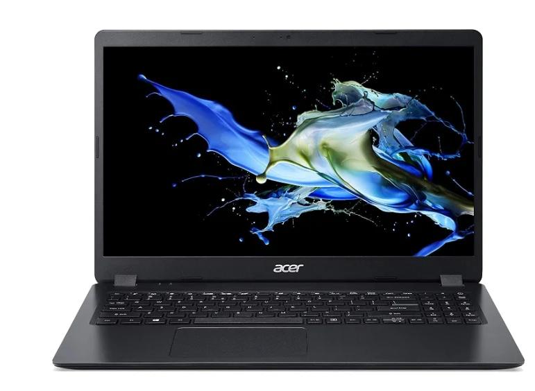 "Ноутбук ACER Extensa 15 EX215-31-P8S2 (15.6"" FHD/Intel Pentium N5030/4Gb/256Gb SSD/noODD/Win10) Черный (NX.EFTER.00K)"