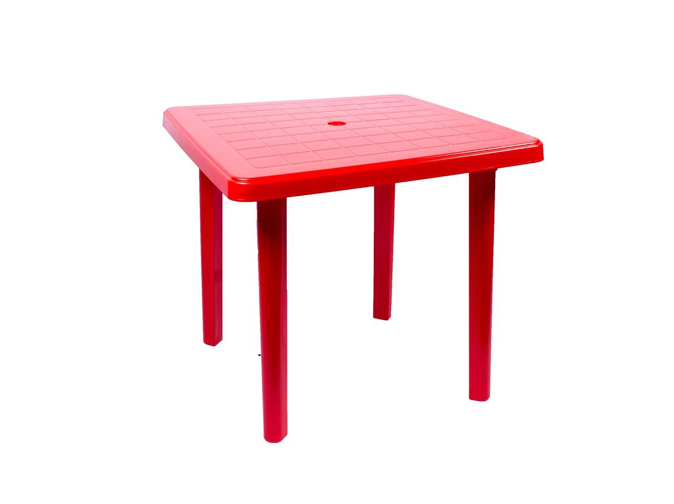 Стол квадратный 80 см. Милих