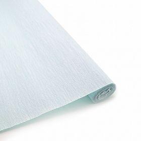 Бумага гофрированная Голубая / рулон, 0,5/2 м, Китай