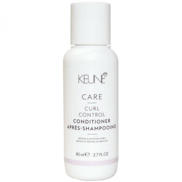 Keune Кондиционер Уход за локонами/ CARE Curl Control Conditioner, 80 мл.