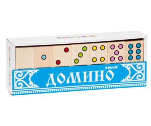 Домино ТОМИК 5655-2 Точки
