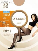 Колготки Orodoro 20d  классические с шортиками