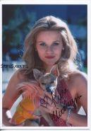 Автограф: Риз Уизерспун. Блондинка в законе