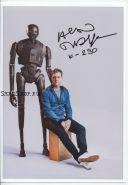 Автограф: Алан Тьюдик. Изгой-один: Звёздные войны. Истории