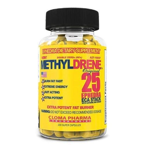 methyldrene 25/100кап