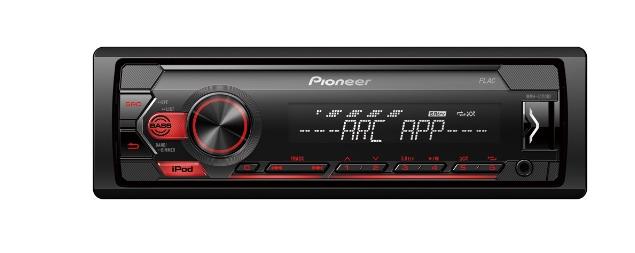 Автопроигрыватель PIONEER MVH-S120UI