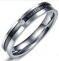 Мужское кольцо You Are My Love