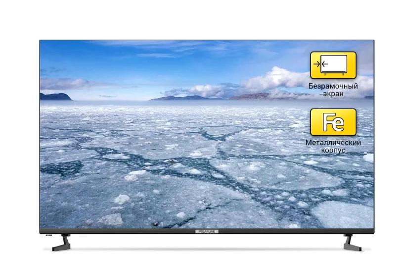 Телевизор POLARLINE 50PL52TC-FHD Безрамочный
