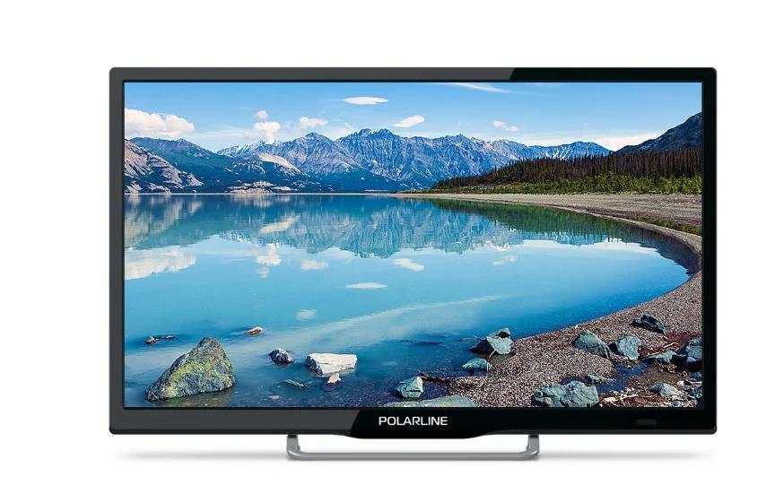 Телевизор POLARLINE 24PL51TC-SM SMART