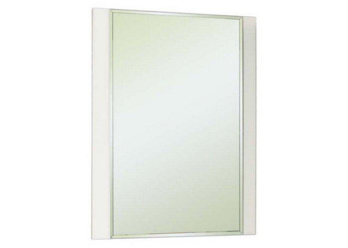 Зеркало АКВАТОН Ария 80 (1A141902AA010) белое (вып.свет.1WH301853)