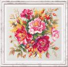 Фото Набор для вышивания Чудесная игла  Магия цветов. Шиповник (140-002)