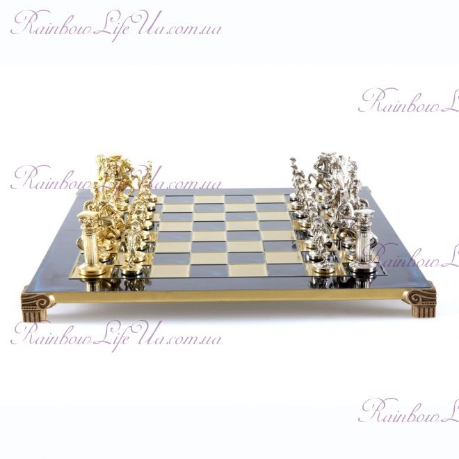 "Шахматы Римляне S10BLU ""Manopoulos"""