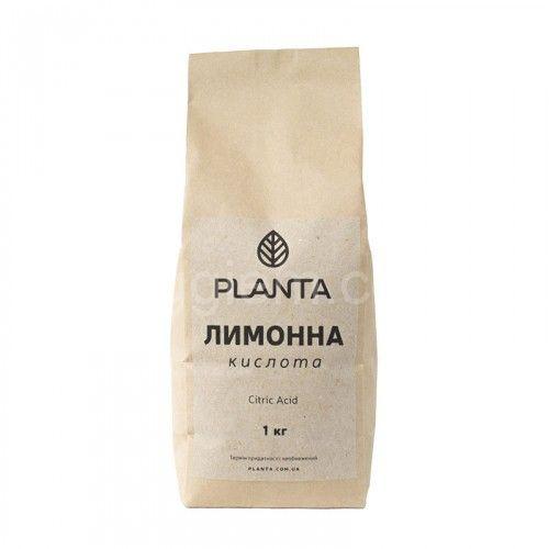 Лимонная кислота Planta ,1 кг