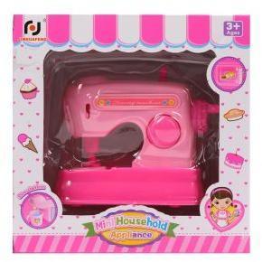 Швейная машинка роз., свет, звук, бат. AA*2шт. в компл.не вх., кор.