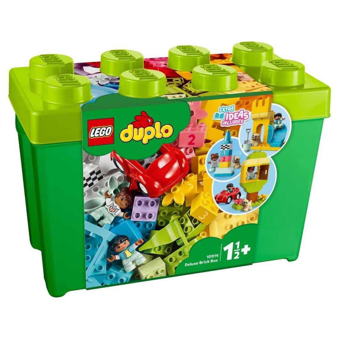Констр-р LEGO DUPLO Classic Большая коробка с кубиками